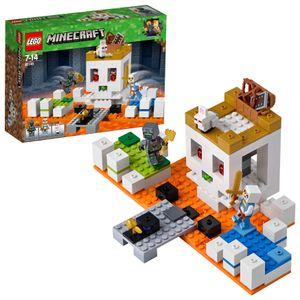 LEGO® Minecraft™ Die Totenkopfarena 21145
