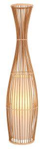 Globo Lighting LAGLIO Stehleuchte Bambus natur, 1xE27, 25000S