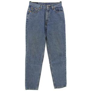 #6244 Levis,  Herren Jeans Hose, Denim ohne Stretch, blue, W 32 L 30