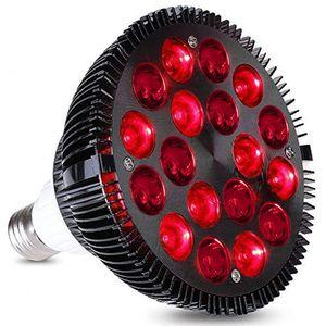 54W LED Lampe PAR 38 Rotlichtlampe Infrarot-Lampe Infrarotstrahler Rotlicht-Tpielampe zur Schmerzlinderung