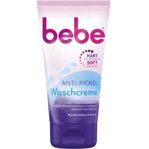 Bebe Anti Pickel Waschcreme Gesichtsreinigung 150ml