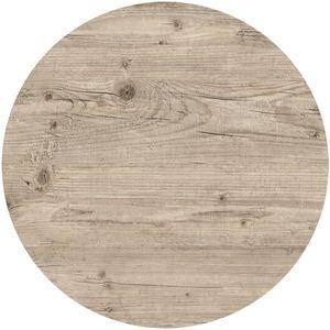 Tischplatte Washington Pine rund 105 cm