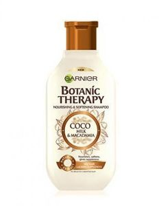 Botanic Therapy  coco Milk  Macadamia Shampoo  Nutritive And Soothing Shampoo For Dry And Coarse Hair