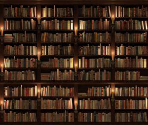 PKQWTM 150x220 cm Nachtkerzen Bibliothek Bücherregal Schüler Fotografie Hintergründe Indoor Studio Hintergründe Foto Requisiten