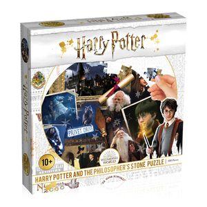 Puzzle Spiel Harry Potter Stein der Weisen Philosopher's Stone 500 Teile