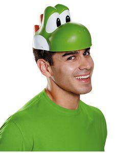 Nintendo Yoshi-Hut Lizenzware grün