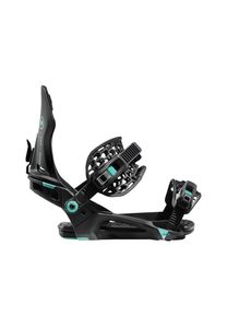 Nidecker Kaon Damen Snowboard Bindung 2020/21 Farbe: Black, Schuh Größe: M