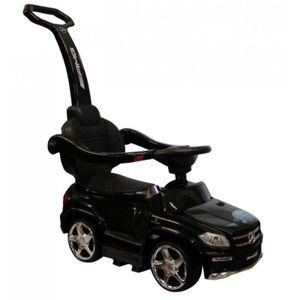 Siva Slider Car 4in1 Mercedes-Benz GL63 AMG schwarz MP3 6V