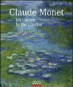 Claude Monet Im Garten - Kalender 2021