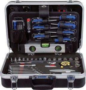 Projahn Werkzeugkoffer Kompakt Werkzeug Koffer Set proficraft 164 teilig 8682