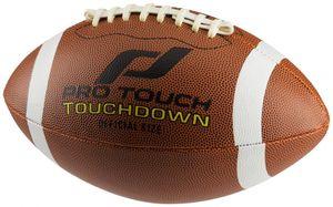 PRO TOUCH American Football Touchdown BRAUN 9