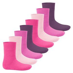 Footstar! Kinder - Everyday! Thermo Socken 8er - Berry 31-34