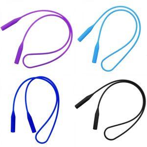 4 Stücke silikon Brillenband Brillenbänder Brillenkordel Brillenkette Brillenschnur Band Schnur Brillen Sonnenbrillenkordel Kette