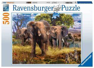 Elefantenfamilie Ravensburger 15040
