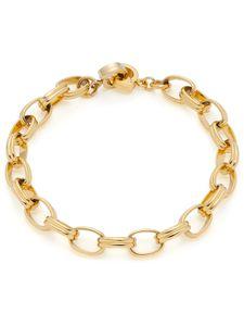 Leonardo 019669 Damen Armband Odeya Clip&Mix Edelstahl Gold 19 cm