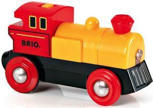 BRIO 33594 - Gelbe Batterielok
