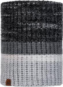 BUFF Knitted & Fleece Neckwarmer Alina Schlauchschal grey