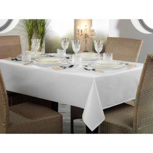 Gastro Uzal - Tischdecken glatt Packungsinhalt 20, 130 x 130 cm weiß