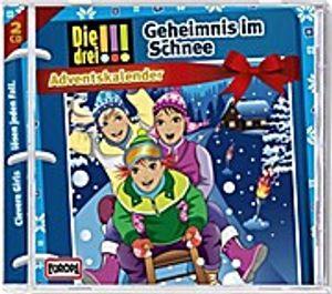 KOSMOS CD!!! Adventskalender Geheimn. im Schnee 0 0 STK