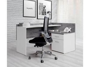 """Eck-Schreibtisch Bürotisch Winkelschreibtisch Arbeitstisch Büromöbel """"Balu I"""""""