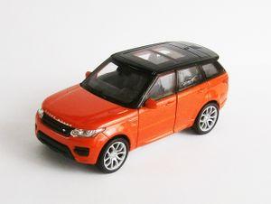 LAND ROVER RANGE ROVER Sport Modellauto Modell Auto Spielzeugauto 65(Orange)