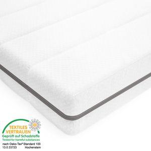 190x200 Visco Topper als Matratzenauflage - Orthopädische Matratzenauflage / Matratzentopper für den besten Schlafkomfort