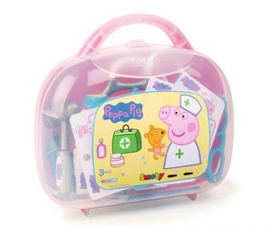 Smoby Spielwelten Haushalt Doktorkoffer Pegga Pig 7600340101