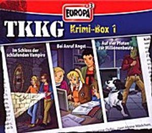 Tkkg-TKKG Krimi-Box 01