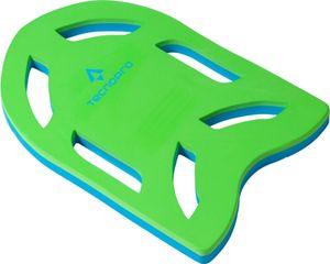 TECNOPRO Schwimmhilfe Kickboard BLUE/GREEN LIME -