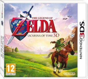 - The Legend of Zelda: Ocarina of Time 3D