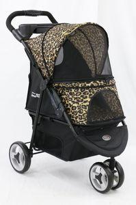 Innopet ® Modell Allure - Design: Cheetah - IPS-034/CH Hundebuggy Hundewagen Pet Stroller