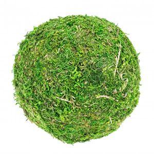 Moos Ball Ø 15cm | Moos Kugel | Moosball | Mooskugel | Deko Moos | Moos Deko