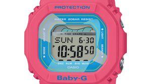 Casio Baby-G Armbanduhr BLX-560VH-4ER G-Lide Digitaluhr
