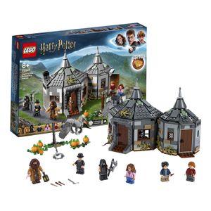 Lego 75947 Harry Potter Hagrid's Hütte - Seidenschnabels Rettung