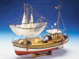Krick RC Schiff Krabbenkutter Sirius Boot Baukasten