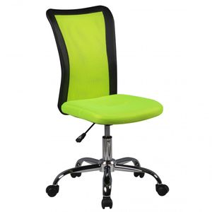 Drehstuhl Kinder-Schreibtischstuhl für Kinder ab 6 mit Lehne Weichboden-Rollen Kinder-Drehstuhl Kinder-Bürostühle