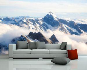Fototapete - Mount Cook - Neuseeland, Farbe:Farbig, Größe:310 x 200 cm