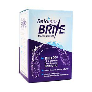 Dentsply - Retainer Brite- Reiniger für Dentalprothesen