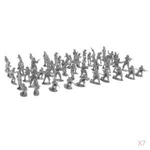 700Pcs Männliche Soldaten Action Figuren Spielzeug