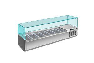 SARO Kühlaufsatz - 1/4 GN Modell VRX 1600 / 330