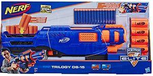 Nerf Spielzeugpistolen N-Strike Elite Trilogy DS-15