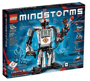 LEGO® MINDSTORMS Baue deinen Roboter mit EV3, 31313