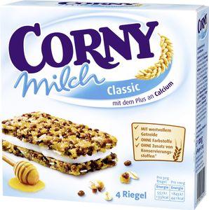Corny Müsli Riegel Milch classic (4 x 30 g)