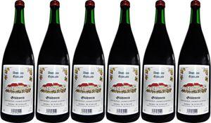6x Winzerglühwein  – Weingut Schulze – Rotwein