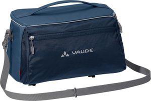 Vaude Road Master Shopper Marine Gepäcktragetasche Fahrradtasche Blau