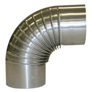FAL Bogenknie 150 mm ohne Tür