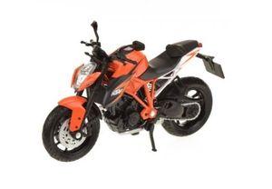 Toi-Toys Welly maßstab Modell KTM 1290 Super Duke R orange