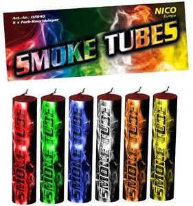 Smoke Tubes bunt Rauchfackeln Raucherzeuger Rauchgenerator