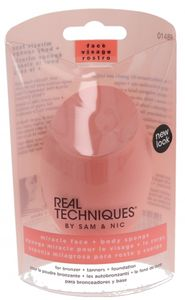 Real Techniques Miracle Face Body Schwamm 01489 - Large