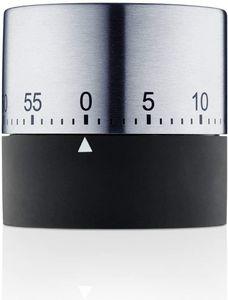 Blomus Kurzzeitmesser PUNCTO Kurzzeitwecker Küchen Timer Edelstahl mit Magnet